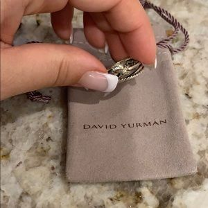 David yurman x collection ring